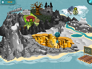 Gozoa - the Key Quest, screenshot 1